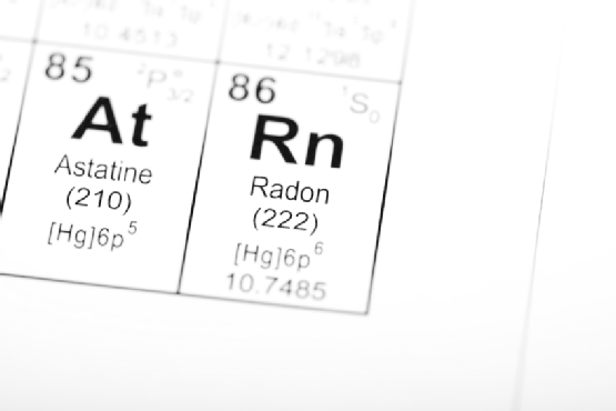 Periodic Table Element Radon